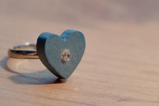 Children Ring, Ring, Wedding Ring, Engagement, Before