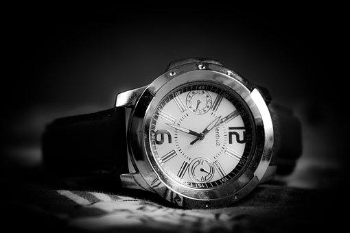 Time, Watch, Clock, Number, Minute, Wristwatch