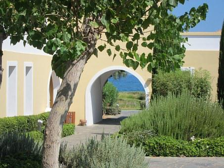 Greece, Kos, Island, Sea, Mood, Holiday, Heat, Palm