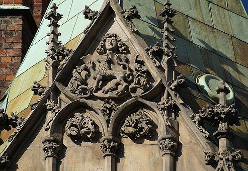 Architecture, Architectural Decoration, Figures