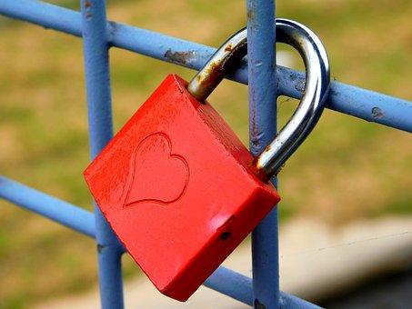 Love Castle, Castle, Padlock, Love Symbol, Liebesbeweis