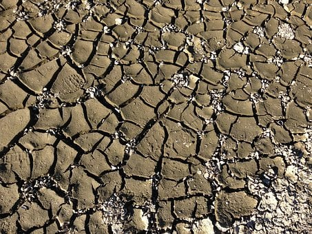 Ground, Earth, Cracked, Dry Soil, Dehydrated, Cracks