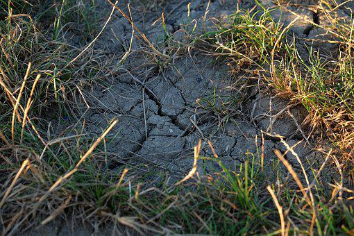 Ground, Cracks, Drought, Sandy, Nature, Dry, Structure