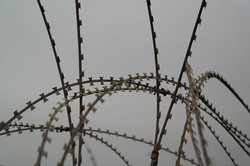 Nato Wire, Barbed Wire, Sharp, Razor Razor Sharp