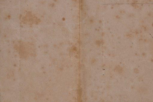 Paper, Old, Texture, Antique, Background, Kink