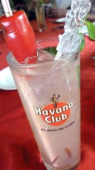 Cocktail, Rum, Cuba, Alcohol, Mojito, Beverage