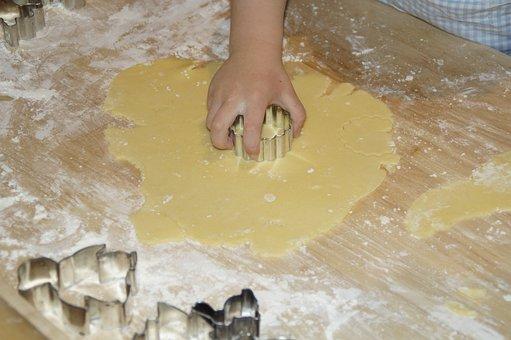 Child, Children, Bake, Cookie Cutter, Cookie, Cookies
