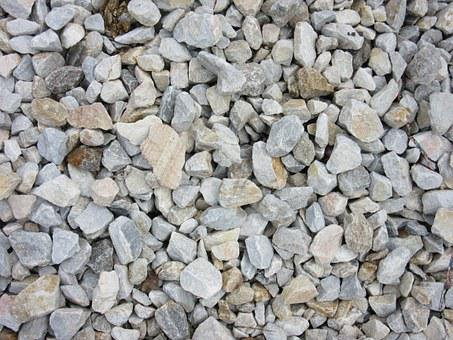 Stones, Pebble, Marble, Pattern, Rauh, Angular, Many