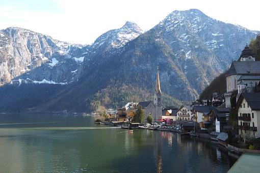 Bad Goisern, Lake Hallstatt, Market Town, Austrian