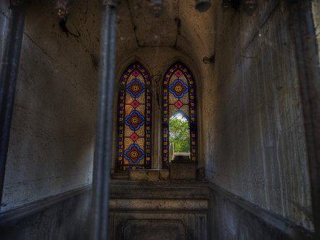 Tomb, Cemetery, Montmartre, Cimetière De Montmartre