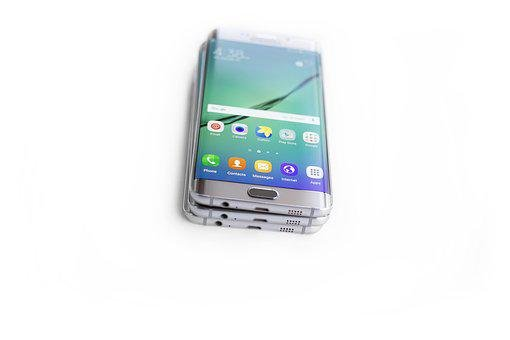 Andriod Phone, Edge Plus, Mobile Phone, Samsung