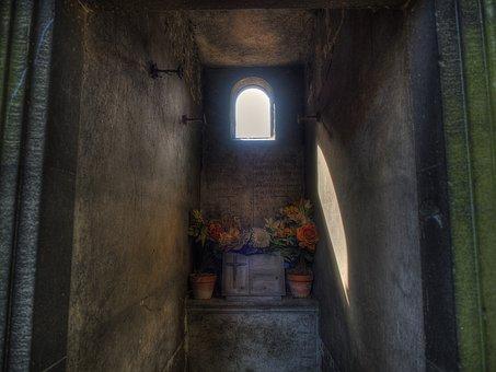 Grave, Tomb, Cemetery, Montmartre