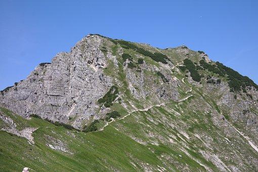 Bschiesser, Mountain, Allgäu, Summit, Summit Cross