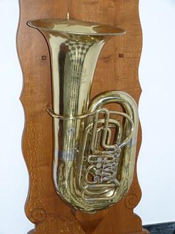 Tuba, Music, Instrument, Musical Instrument
