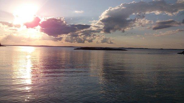 The Stockholm Archipelago, Jungfrufjärden, Fjärdhällan