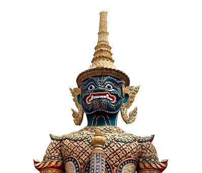 Asia, Asian, Background, Bangkok, Blue, Buddhism