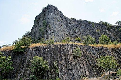 Monoszló, Hegyestű, Basalt, Organ, Extinct, Volcano