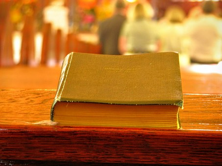Book, Booklet, Church, Prayer, Devotion, Mass, Temple