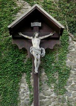 Cross, Jesus, Christ, Fig, Religion, Christian