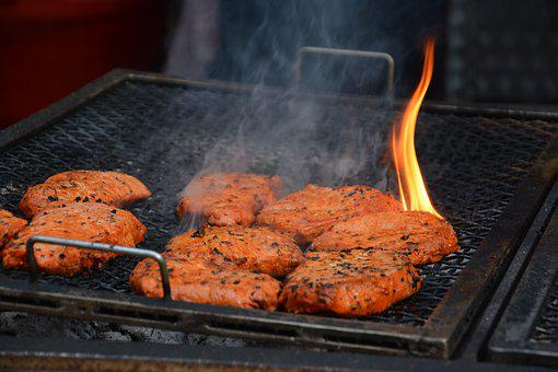 Grill, Meat, Eat, On Grilling, Grilled, Grilled Meats
