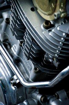 Yamaha, Motorcycle, Details, Technology, Chrome
