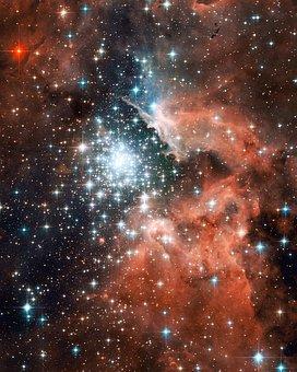 Ngc 3603, Emission Nebula, Constellation, Galaxy
