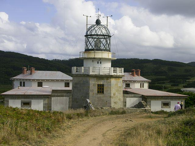 Lighthouse, Bars Stake, Coruña