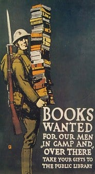 Soldier, Books, World War 1, Man, Army, Drawing