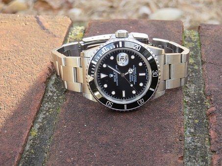 Rolex, Submariner, Watch