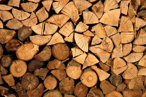 Abstract, Bark, Cut, Firewood, Forestry, Logs, Lumber