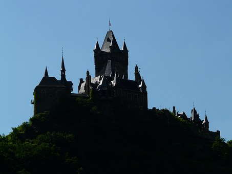 Imperial Castle, Castle, Cochem, Reichsburg Cochem