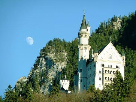 Alpe, Alpine, Architecture, Attraction, Autumn, Bavaria