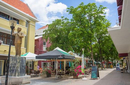Curacao, Architecture, Caribbean, Antilles, Island