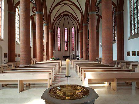 Lübeck, Provost Church Of The Sacred Heart