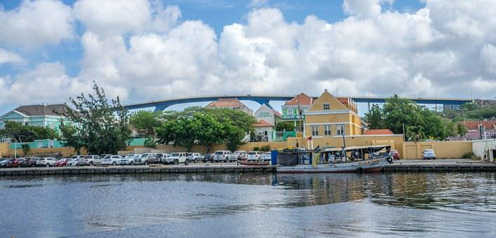 Curacao, Architecture, Caribbean, Antilles, Island