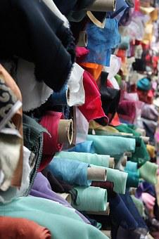 Textiles, Cloth, Fabric, Fashion, Clothing, Retail