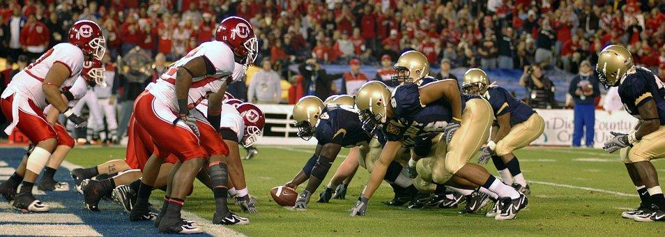 American Football, Football Match, Sport, Team
