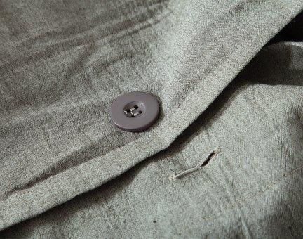 Button, Fluid Systems, Fabric, Textiles