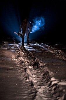 The Fear, Way, Night, Death, Winter, Snow, Demon