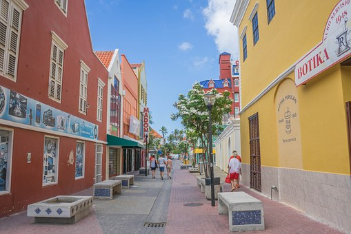 Curacao, Willemstad, Colorful, Antilles, Caribbean