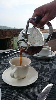Coffee, Kopi Luwak, Pouring Coffee, Civet Cat Coffee