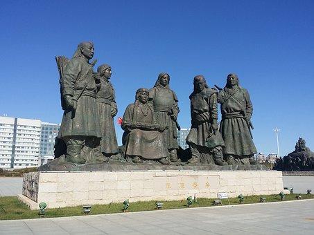 Inner Mongolia, Jingkiseukan, Mongol Empire, Kagan