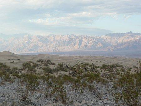 Death, Valley, Nevada, Use, Desert, Landscape, Nature