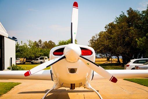 Aircraft, Aviation, Plane, Airplane, Blade, Propeller