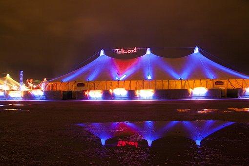 Tollwood Festival, Tollwood, Munich, Bavaria