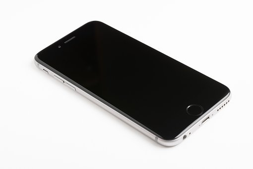 Phone, Iphone, Black, Cellphone, Mobile, Smartphone