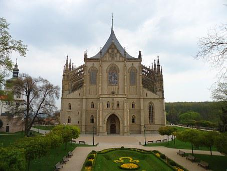 Temple St, Barbara, Kutna Hora, Church