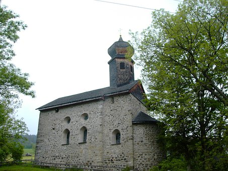 St Nicholas, Emmer Ice, Romanesque, Romanesque Church