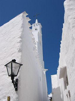 Lime, White, Contrast, Bright, Substantiate, Building