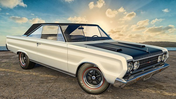Plymouth, Classic Car, Automobile, Vintage, Oldtimer